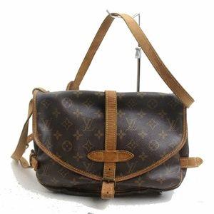 Louis Vuitton crossbody Bag Saumur 30
